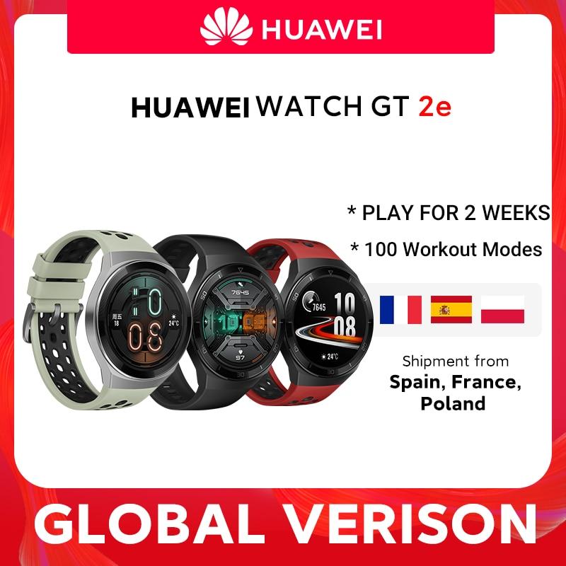 Global Version HUAWEI Watch GT 2e Smart Watch Blood Oxygen 1.39'' AMOLED 14 Days Life 5ATM Waterproof Heart Rate Tracker GT 2e|Smart Watches| - AliExpress