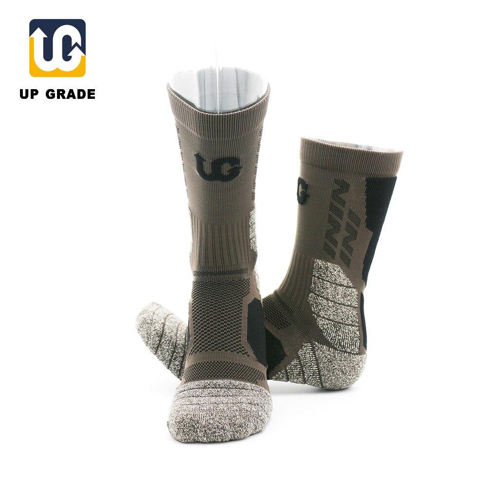 UGUPGRADE Men's Socks Sport 1Pair/Lot Professional Basketball Elite Sock Basketball Sport Socks Cycling Bicycle Bike Socks