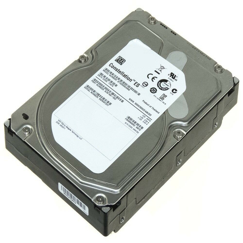 """New HDD For Seagate/Dell Brand 2TB 3.5"""" SATA 3 Gb/s 64MB 7200RPM For Internal HDD For Enterprise Class HDD For ST32000644NS 3"""