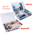 Mega 2560 Project Starter Kit Upgraded Advanced Version Starter Kit the RFID learn Suite Kit LCD 1602 for Arduino UNO R3
