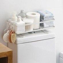 Suction Cup Bathroom Kitchen Storage Rack Organizer Shower Shelf H0826