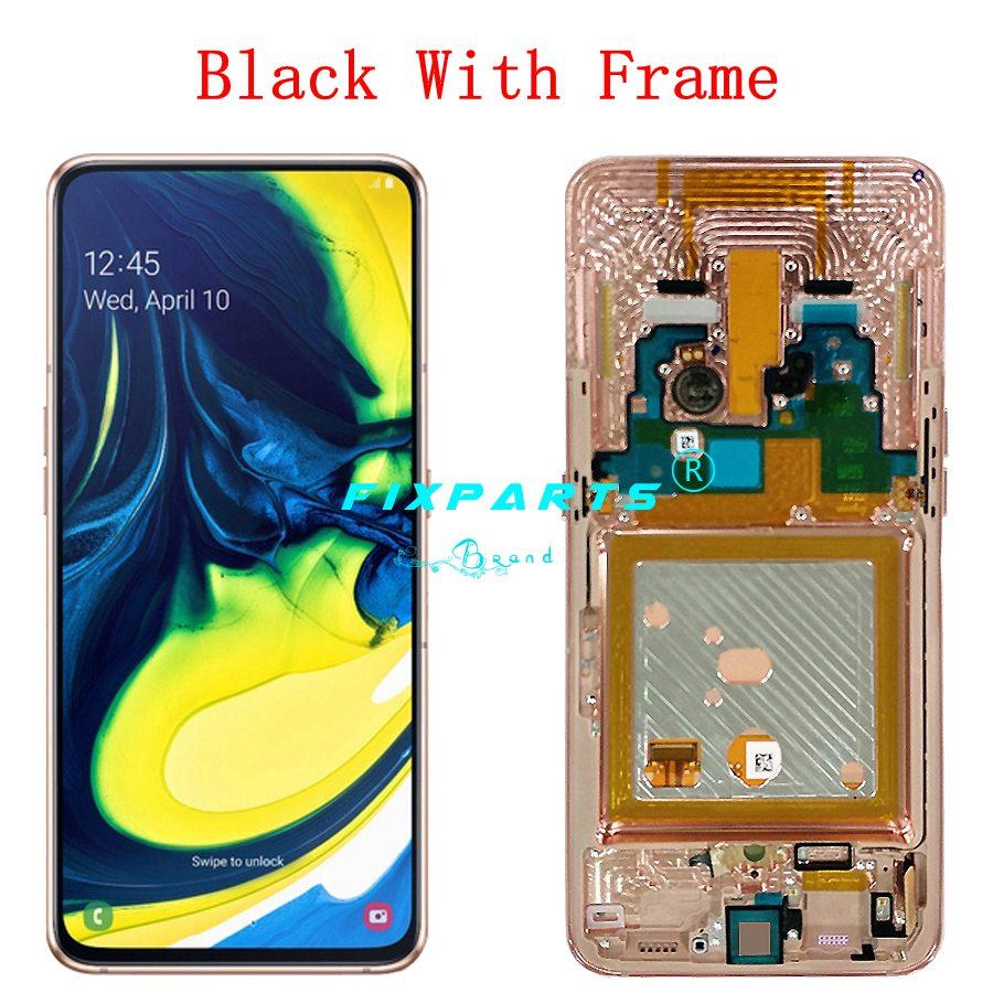 SAMSUNG Galaxy A80 LCD