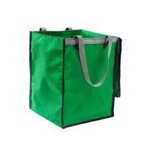 Корзина для покупок Складная Сумка-Тележка для покупок продуктовый магазин багаж тележка Бар Тележка ручная сумка для прицепа