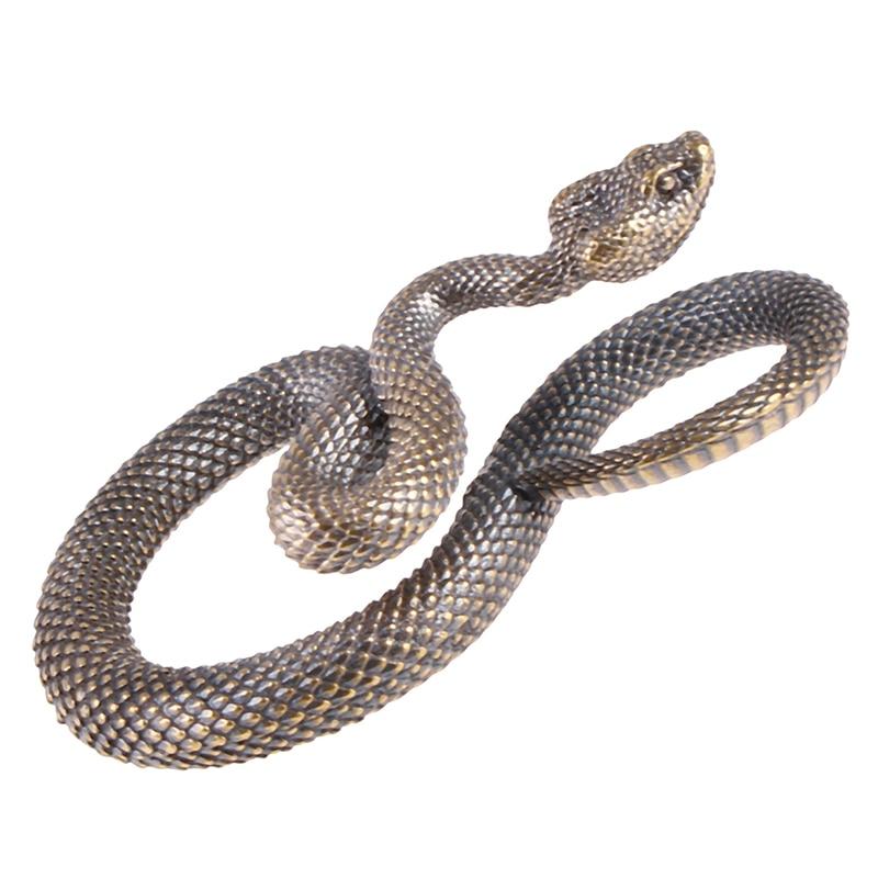 Brass Keychain Brass Handmade Key Chain Snake Key Ring HandBag Pendant