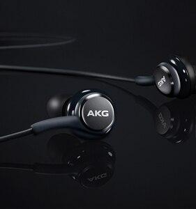 Image 2 - サムスンイヤホンakg eo IG955 タイプc マイクと耳ワイヤーヘッドセットギャラクシーサムスンS20 note10/note10 + huawei社のスマートフォン