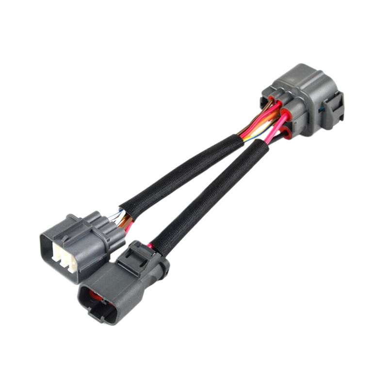 Sparkks Racing Honda Obd2 10pin To Obd2 8pin Distributor Dizzy Adapter Jumper