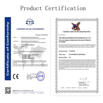 Лазерный эпилятор Fieezoe IPL Hair Removal F03 6