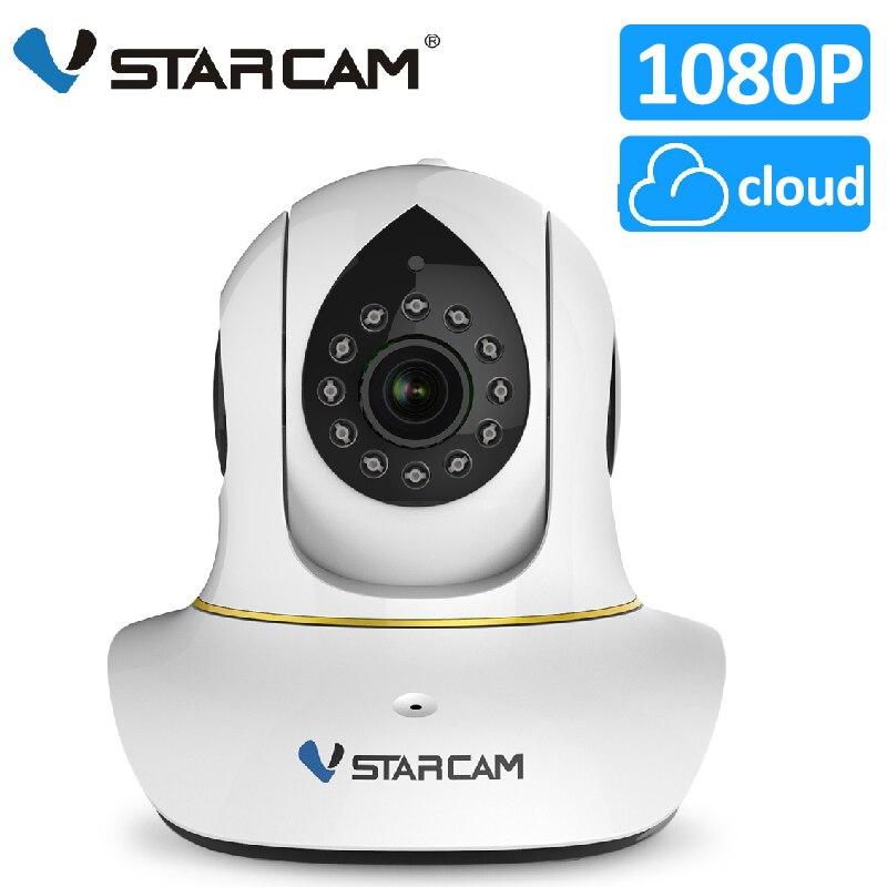 Vstarcam C38S 1080P Volle HD Wireless IP Kamera wifi Kamera Nacht Vision 2 MegaPixel Sicherheit Internet Überwachung Kamera-in Überwachungskameras aus Sicherheit und Schutz bei title=