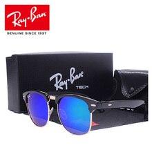 RayBan RB3016 Men Polarized Sunglasses Magnesium Sun Glasses Driving Glasse For