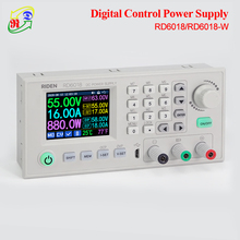 RD RD6018 RD6018W USB WiFi DC to DC Step Down Power Supply Module  Buck  Converter Multimeter 60V 18A and 800W AC to DC PSU