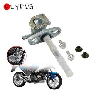 Przełącznik zbiornika paliwa zawór Petcock dla HONDA XR200R XR250R XR350R XR500R XR600R 1981-2004 16950-MN1-871 części zamienne do motocykli