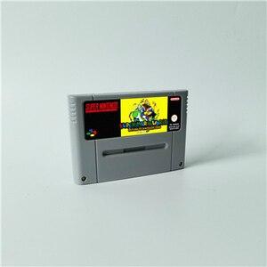 Image 4 - Super Marioed World wszystkie gwiazdy 2D Land Omega powrót do ziemi dinozaurów 3x karta do gry RPG wersja EUR oszczędzanie baterii