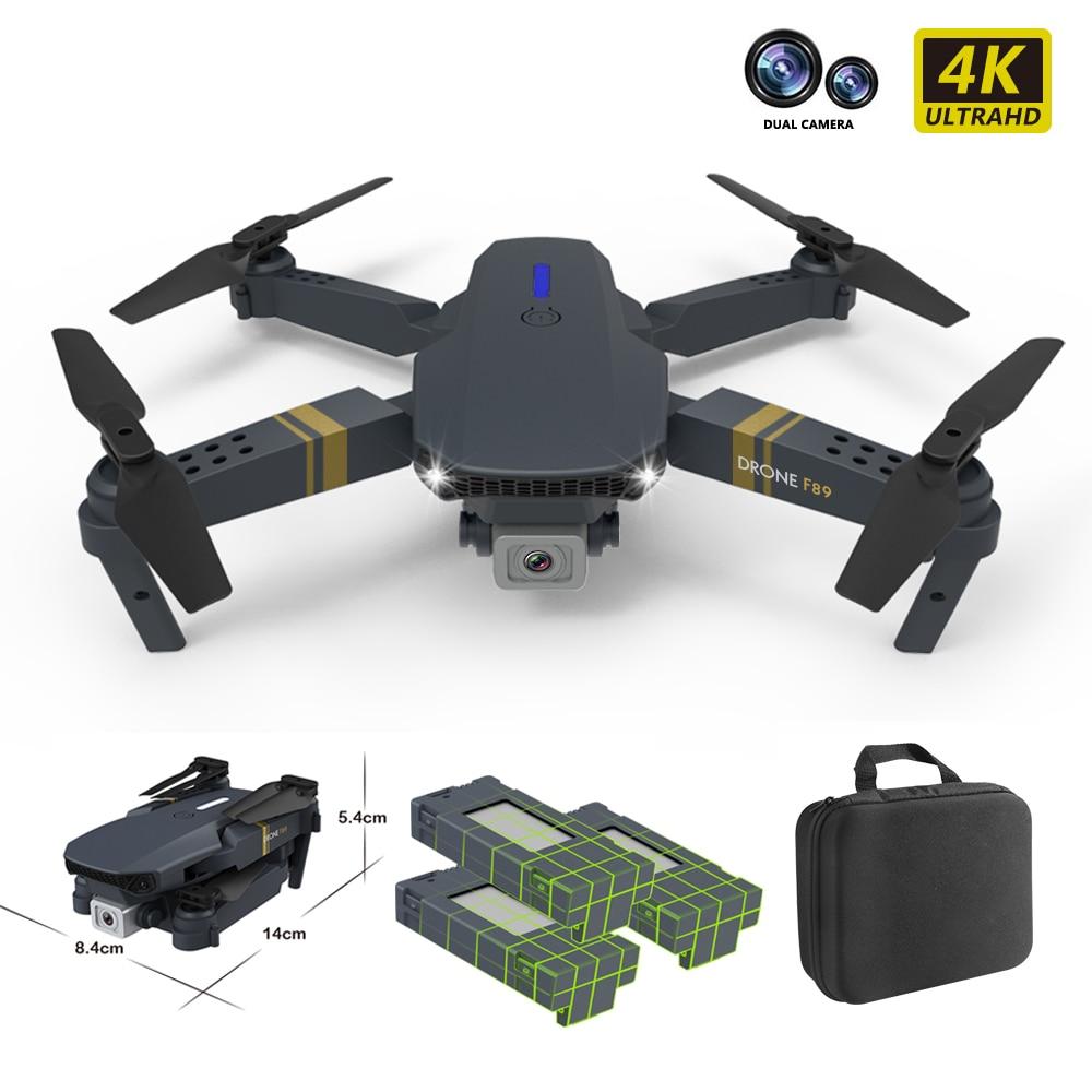 Дрон idg F89 4k Профессиональный с камерой Бесплатная доставка Дрон вертолет Радиоуправляемый квадрокоптер игрушки