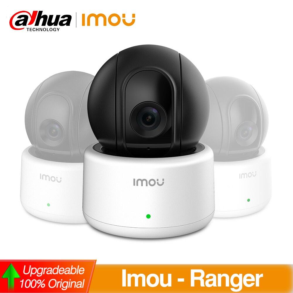 Dahua IMOU Ranger 1MP 2MP Pan/Tilt Rotatable IP Camera 2-Way Talk SD Card Night vision Cloud Service Samrt CCTV Wifi Camera