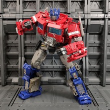 Transforming Toy Commander Deformation Toy King Kong SS38 Optimus Prime V-class Car Robot Model Christmas Children New Year Gift