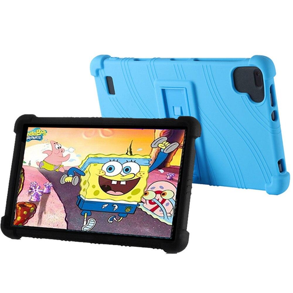 Funda protectora para tableta Teclast P80X, 8,0 pulgadas, soporte de silicona suave, para Teclast P80H P80 P80X, regalos