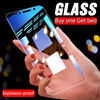 Protector de pantalla de cristal templado para Xiaomi, Protector de pantalla de vidrio templado para Xiaomi Redmi Note 7 8 6 5 Pro 5A 6, 3 uds.