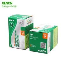 XENCN H4 P43t 12V 130/100W 3200 к прозрачные серии внедорожный Стандартный автомобилей головной светильник галогенные лампы авто лампы,, комплект одежды из 2 предметов