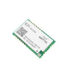 E31 433t30s ax5243 module 433mhz ism 30dbm 86km uart ipex  antenna