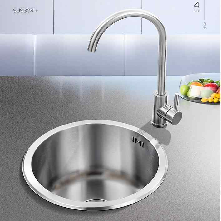 Kitchen 304 Stainless Steel Brushed