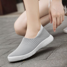 MWY Women Socks Sneakers Soft Non Slip Casual Shoes Ladies Trainers Zapatillas Deportivas Mujer Walking Loafers Plus size