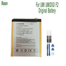 Roson for UMI Umidigi F2 بطارية 5150mAh 100% جديد استبدال أجزاء إكسسوارات للهاتف بطاريات مع أدوات