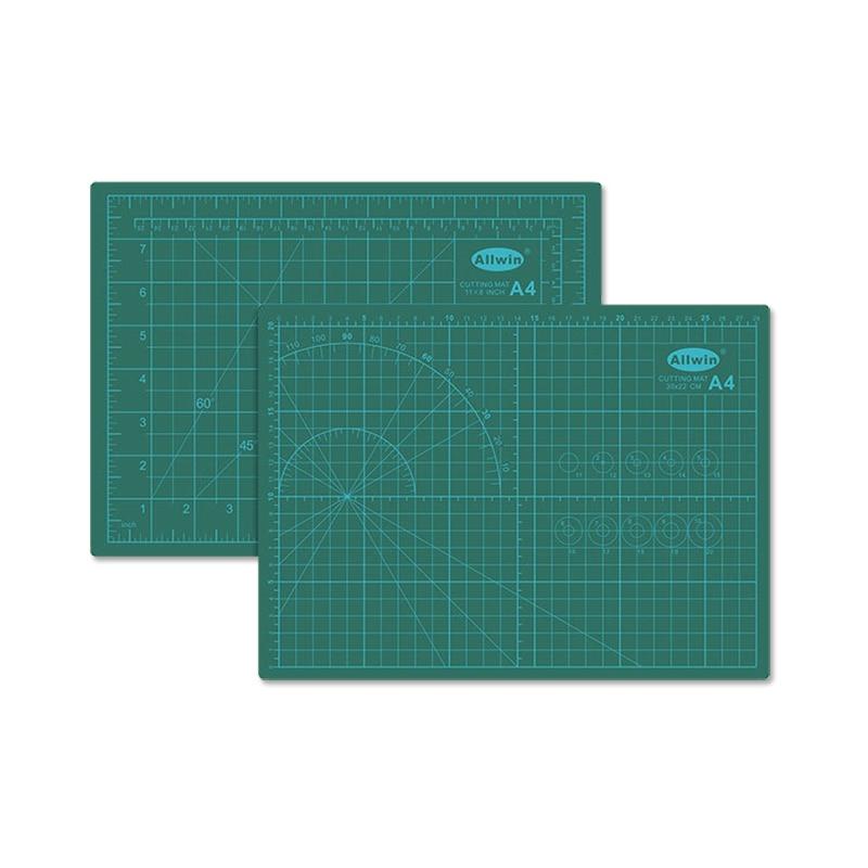 Pinkman Sewing Cutting Mats Double-sided Plate Design Engraving Cutting Board Mat Pad Handmade Engraver DIY Repair Hand Tools