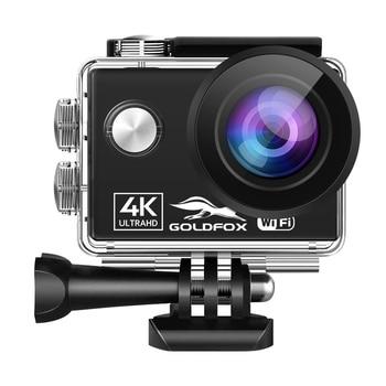 AT-Q40C Action Camera Ultra HD 4K/30fps sports Camera 24MP WiFi Camera Waterproof Helmet Cam Video Recording Cameras Sport DV