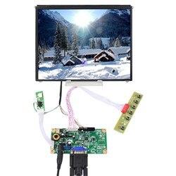 """9.7 """"IPS LCD 9.7 cal ekranu 1024x768 z VGA zestaw płyt kontrolera LCD w Części zamienne i akcesoria od Elektronika użytkowa na"""