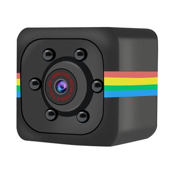 Kamera internetowa kebidu kamera SQ11 Mini kamera HD 1080P kamera nocna kamera ruchu DVR mikro mała kamera SQ11 tanie i dobre opinie CN (pochodzenie) 1080 p (full hd) Microsd tf CMOS