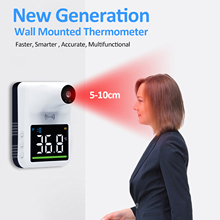 Digital-Thermometer Non-Contact Temperature-Gun Display-Screen Data-Storages 99 Winter