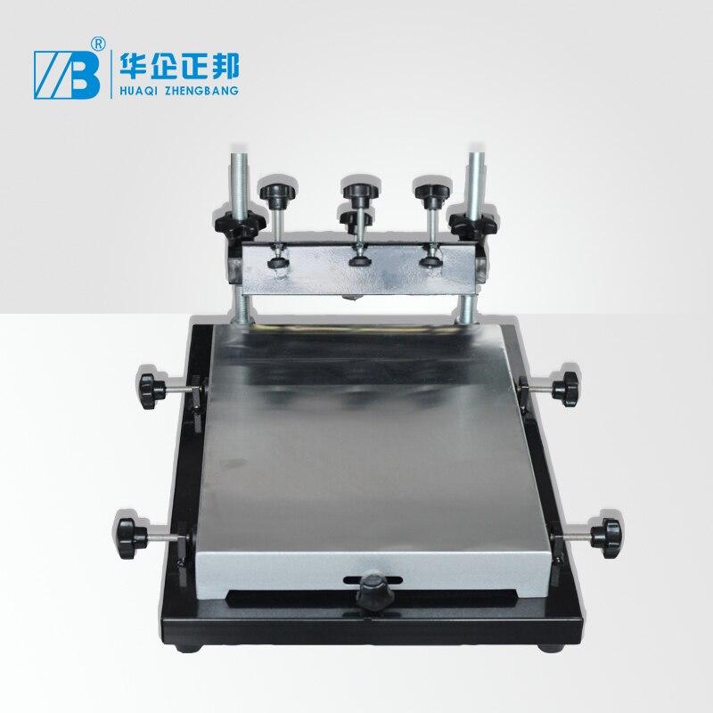 PCB Solder Paste Screen Printer Machine/Manual Adjusting Screen Printer Stencilprinter