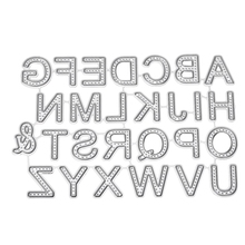 Скрапбукинг штамповки высечки трафарет высечки штампы, для Sizzix большой удар/Cricut Каракатица/и другие штамповки Mach