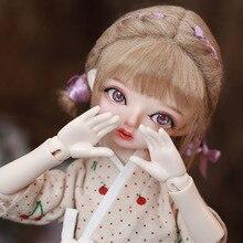 BJD Doll Shuga Fairy Umi 1/6 Girls Beautiful Fullset Resin Kit doll for Kids Surprise Gifts Birthday Present YOSD 26cm Girl Doll