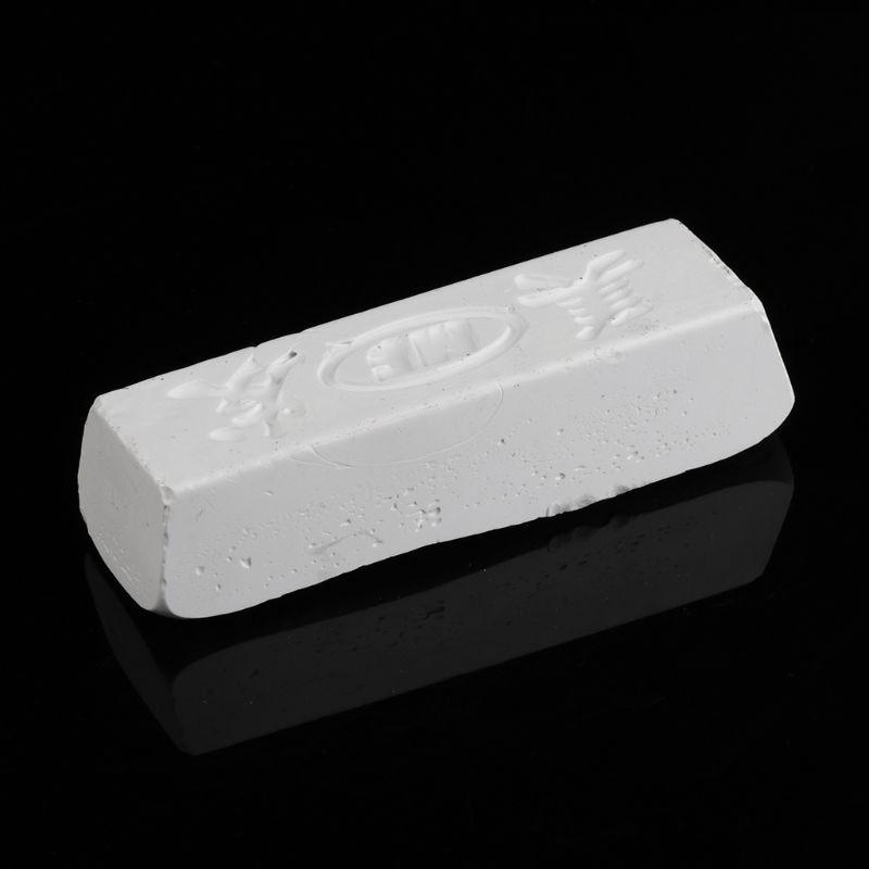 Weiß Schleif Polieren Paste Wachs Für Hohe Glanz Verbindung Verbindung Finishing Metalle Schleifen