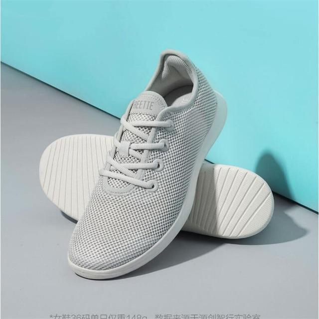 Xiaomi FREETIE buty rekreacyjne mężczyźni/kobiety lekkie buty wentylowane oddychające odświeżające miejskie buty do biegania na świeżym powietrzu