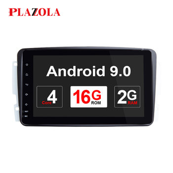 Autoradio 2Din Android Car Stereo GPS Navi Player For Mercedes/Benz/W209/W203/W168/M/ML/W168/W463/Viano/W639/Vito/Vaneo DSP OBD2 image
