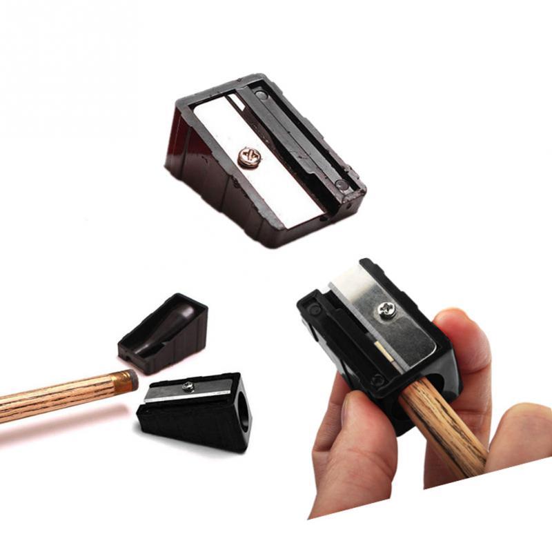 New Pencil Sharpener Shape Billiard Cue Tip Corrector Portable Shaft Billiard Cue Tip Corrector Repair Tool Universal Accessory