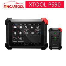 Car Diagnostic tool 100% Original XTOOL PS90 Automotive OBD2 With Key Programmer