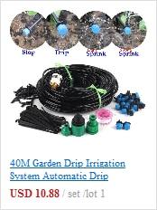 Bonsai sistema de irrigação automática 40l, kit