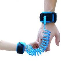 Anti Lost Wrist Link Toddler  Walking Harness  Strap Rope Toddler Lost Tape  Kids Wrist Link   Walking Hand Belt  WristBand