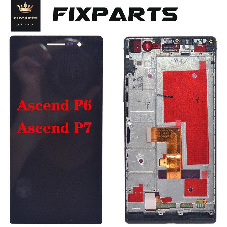 P6 LCD P7 P8 Display
