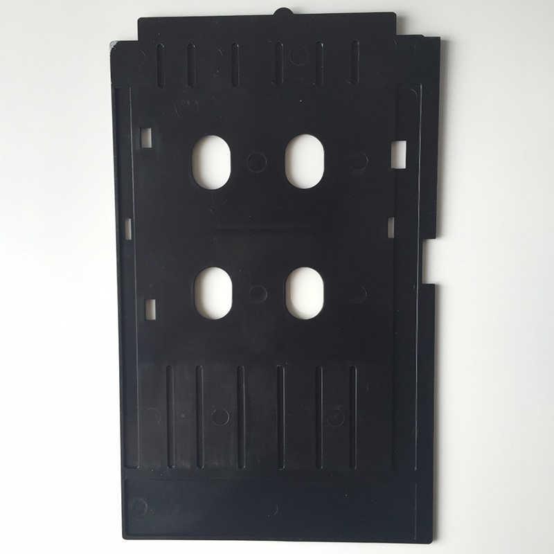 Identyfikator z pvc taca plastikowa karta drukowanie taca do projektora Epson R260 R265 R270 R280 R290 R380 R390 RX680 T50 T60 A50 P50 L800 L801 R330