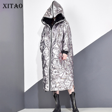 Winter Coat Parka Women Clothes Streetwear Plus-Size XITAO Personality Brand New Tide