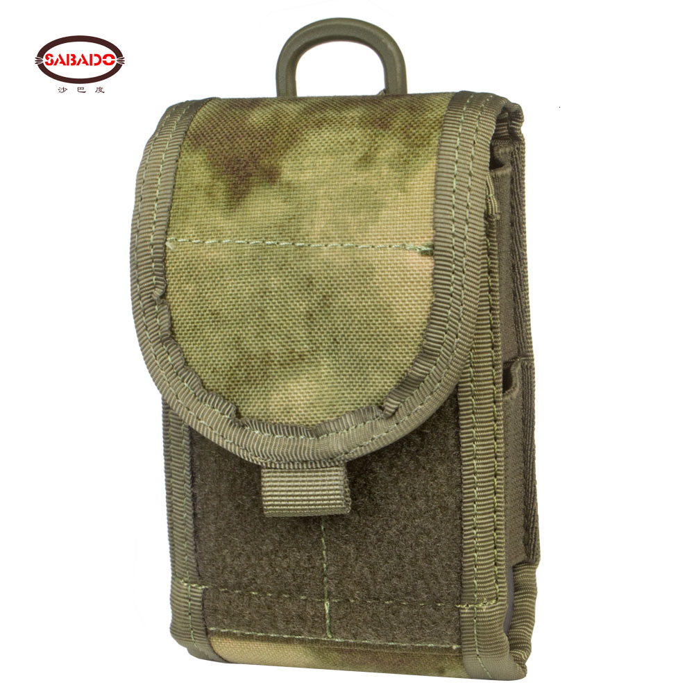 6 Inch Tactical Phone Case Camping Hiking Men Camouflage Waist Bag For Iphone 6 6s 7 7s Plus Outdoor Phone Running Bag Unisex