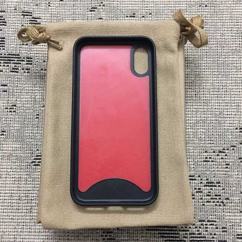 On 11pro Red Bottom Cellphone Case Luxury Mirror Logo Hard Silicone for iPhone 11 Pro 7 8 Plus XS Max Cover Phone Accessory Bag