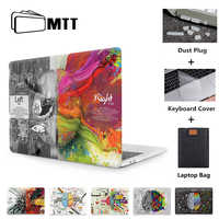 MTT Graffiti Fall Für Macbook Air 11 13 Pro Retina 12 13 15 16 zoll Touch Bar Abdeckung für mac buch pro 13,3 15,4 Laptop Tasche Fall