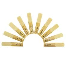 Lade 10 шт. Reed Strength 2,5 2-1/2 тростниковый бамбук для традиционных bB Аксессуары для кларнета
