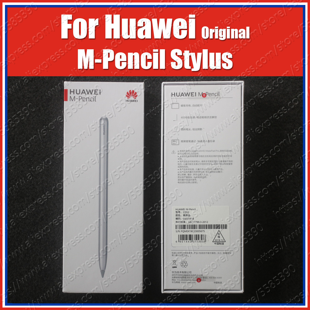 CD52 M Pencil Stylus Magnetic attraction Wireless charging For Huawei MatePad Pro Pen MRX-W09