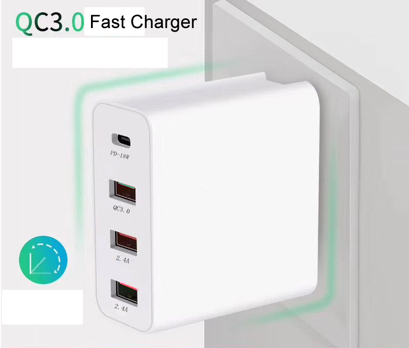 PD QC3.0 Charger 6副本